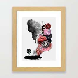 Stones Alive Framed Art Print
