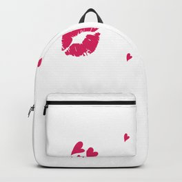 Sweet Valentines Day Gimme Some Sugar Valentine Backpack