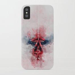 Amazing spider man iPhone Case