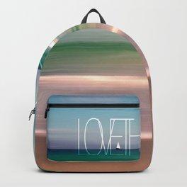 LOVE THE OCEAN II Backpack