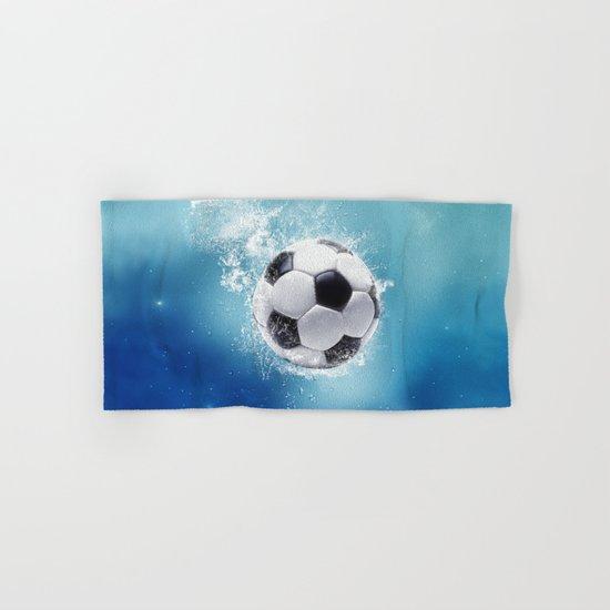 Soccer Water Splash by fantasyartdesigns