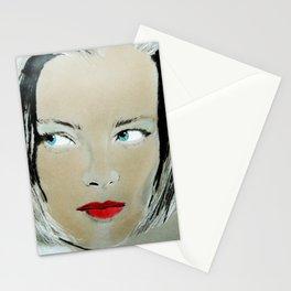 Romy Schneider Stationery Cards