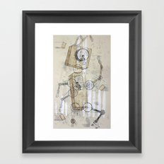 No. 17 Framed Art Print