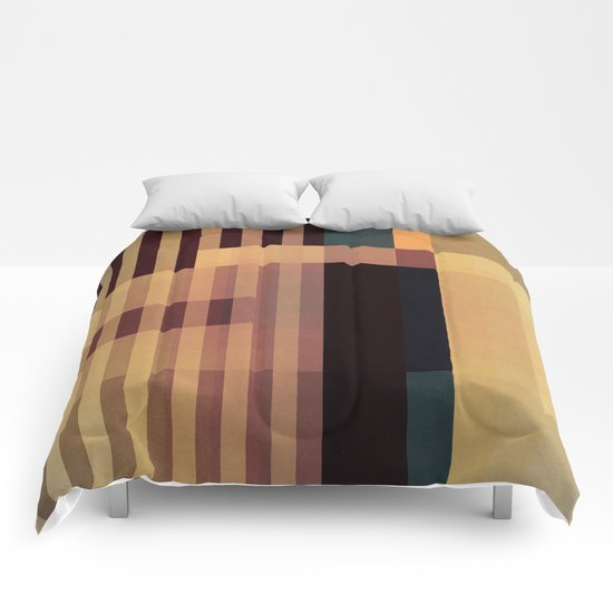 Abstract #124 Comforters