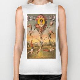 Vintage poster - Descente D'absalon Biker Tank