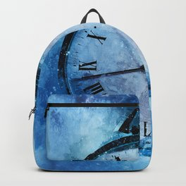 Frozen In Time Backpack