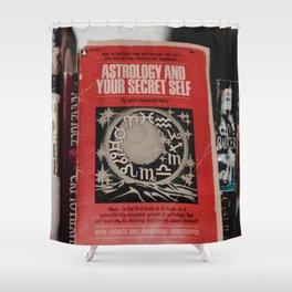 your secret self Shower Curtain