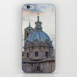 Roman Sunset iPhone Skin