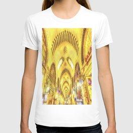 The Spice Bazaar Istanbul Art T-shirt