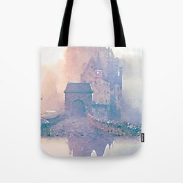 Castle 1 Tote Bag