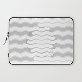 012 OWLY clouds Laptop Sleeve