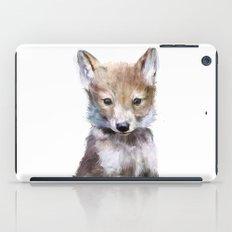 Little Wolf iPad Case