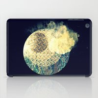 atlas iPad Cases featuring Atlas Planet by Jasmine Smith