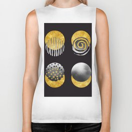 The Fifth Element. Abstract Art. Biker Tank