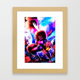Love Amalgamate Framed Art Print