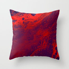 Transcedental Throw Pillow