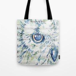 """Whispering Hope"" Watercolor by Kit Sunderland Tote Bag"