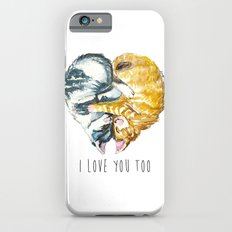 Cats Love . Valentine's Day iPhone 6s Slim Case