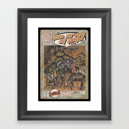 Army of Toys Framed Art Print
