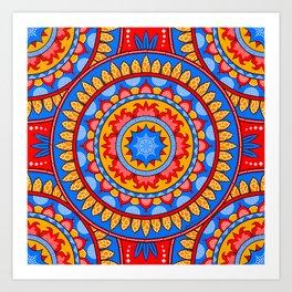 Oneness Tribe Art Print