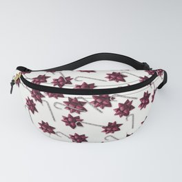 Merry Christmas, and a happy New Year Fanny Pack