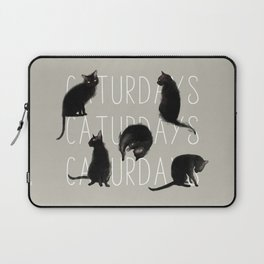 Caturdays Laptop Sleeve