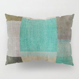 Abstract Boxes Art Pillow Sham