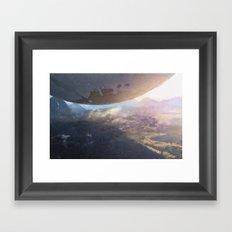 Destiny Game Framed Art Print