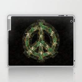 Peace Keepers Laptop & iPad Skin
