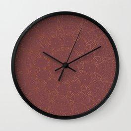 Hello Boys! Pin-up Wall Clock