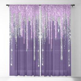Bohemian Nights Sheer Curtain