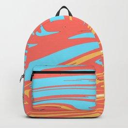 water volcano Backpack