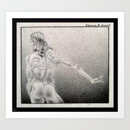 In The Open Art Print
