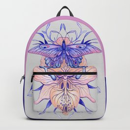 Butterfly Orchid Backpack
