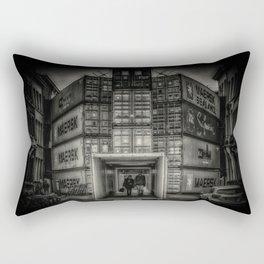 Quarantine Rectangular Pillow