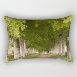 Treeparade Rectangular Pillow