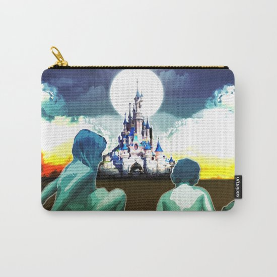 Finding Carry-All Pouch