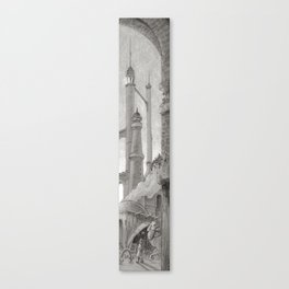 Tower 1 Canvas Print