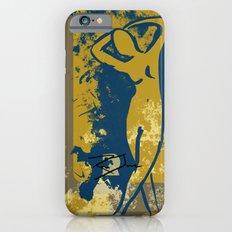 Foot Strokes Slim Case iPhone 6s