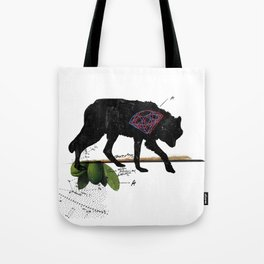 THE CONCLUSIVE ACE Tote Bag