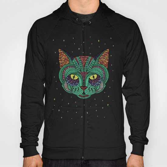 Intergalactic Cat Hoody