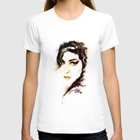 amy hamilton T-shirts featuring AMY by Ryan Huddle House of H