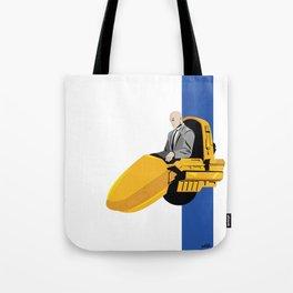 Charles Xavier Tote Bag