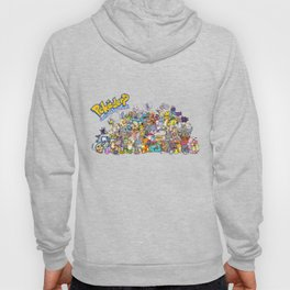 Pokémon - Gotta derp 'em all! - Group photo Hoody
