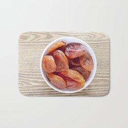 sweet apricots Bath Mat