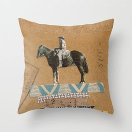 Higher Ground- Sam Throw Pillow