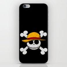 Jack Luffy iPhone & iPod Skin