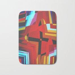 The Cross Bath Mat