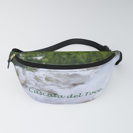 Over the Rushing Waters Fanny Pack