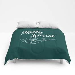 Philly Special Comforters